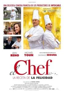El chef: La receta de la felicidad