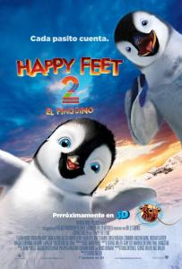 Happy Feet 2: El pingüino (2011) HD 1080p Latino