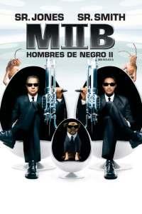 Hombres de negro 2 (2002) HD 1080p Latino