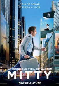 La increíble vida de Walter Mitty (2013) HD 1080p Latino