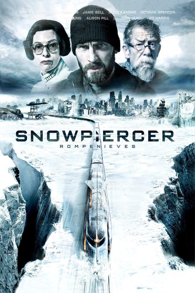 Rompenieves (Snowpiercer) (2013) HD 1080p Latino