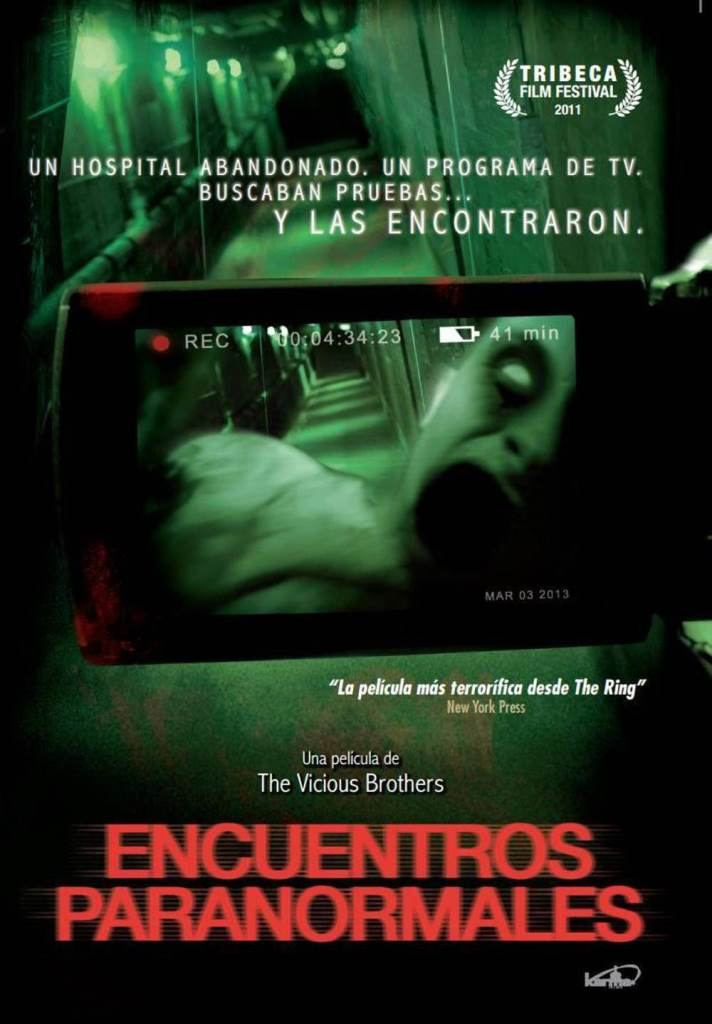 Encuentros paranormales (2011) HD 1080p Latino