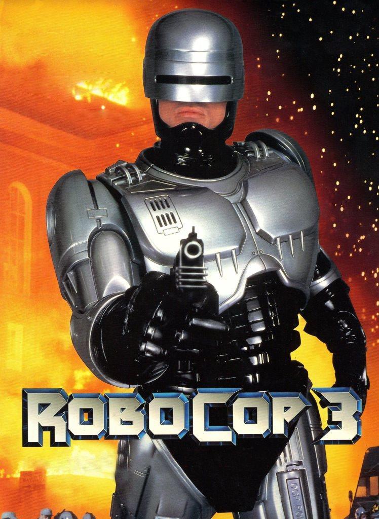 RoboCop 3 (1993) HD 1080p Latino