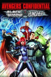 Los Vengadores: Los Archivos Secretos – La Viuda Negra y El Castigador