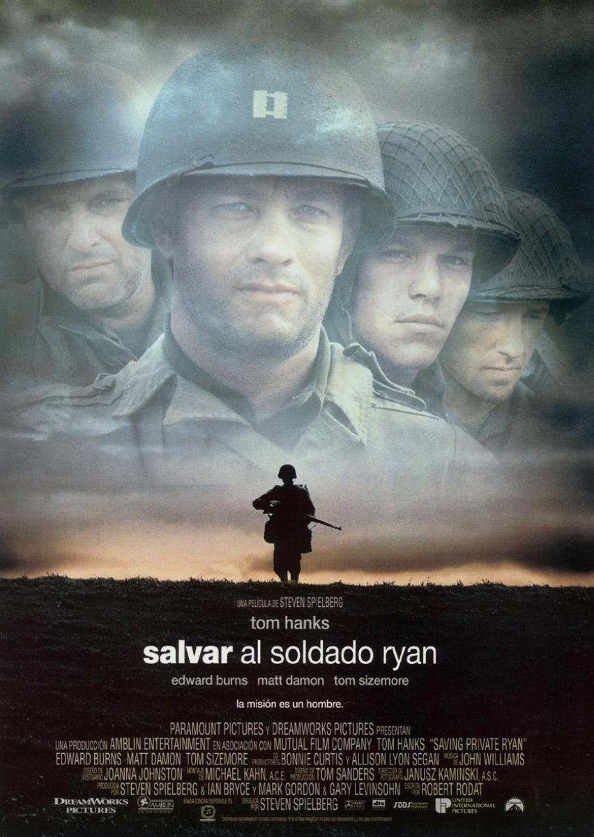 Salvar al soldado Ryan (1998) HD 1080p Latino