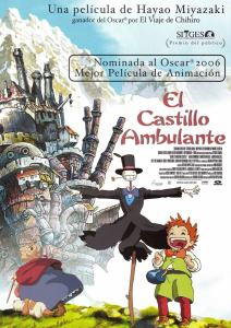 El castillo ambulante (2004) HD 1080p Latino