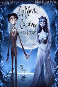 La novia cadáver de Tim Burton