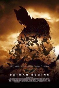 Batman: El comienzo (2005) HD 1080p Latino