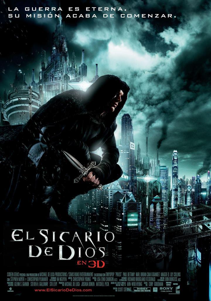El sicario de Dios (2011) HD 1080p Latino