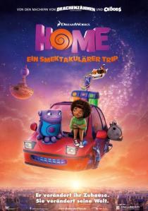 Home: Hogar dulce hogar (2015) HD 1080p Latino