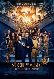 Una noche en el museo 3: El secreto de la tumba (2014) HD 1080p Latino