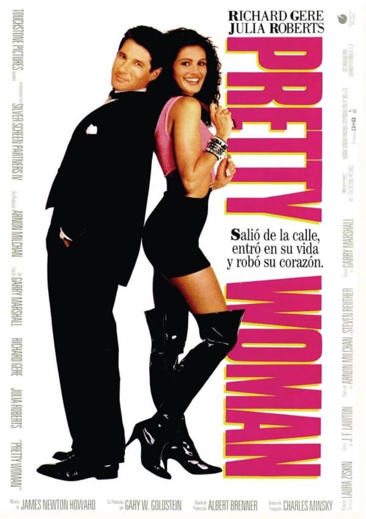 Pretty Woman (1990) HD 1080p Latino