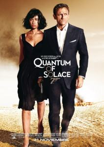 Agente 007: Quantum of Solace (2008) HD 1080p Latino