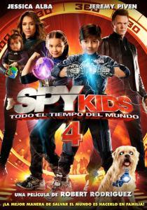 Spy Kids 4: Todo el tiempo del mundo