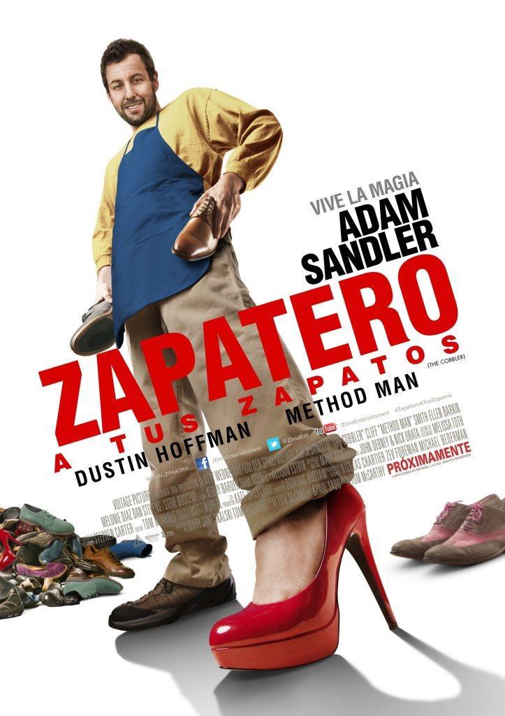 Zapatero a tus zapatos (2014) HD 1080p Latino