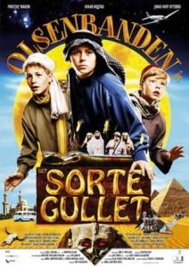 Junior Olsen Gang y el Secreto del oro negro
