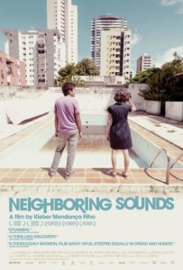 Sonidos de barrio (Neighbouring Sounds)