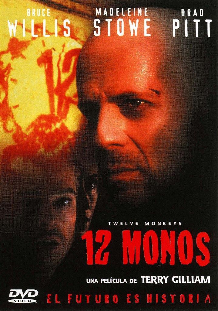 12 monos (1995) HD 1080p Latino