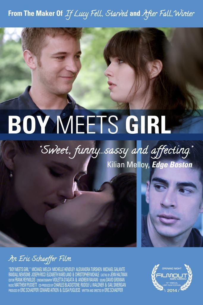 Boy Meets Girl (2014) DVD Rip Subtitulado