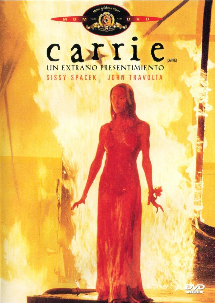 Carrie: Extraño presentimiento (1976) HD 1080p Latino