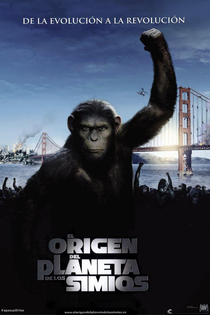 El origen del planeta de los simios (2011) HD 1080p Latino