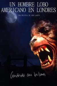 Un hombre lobo americano en Londres (1981) HD 1080p Latino