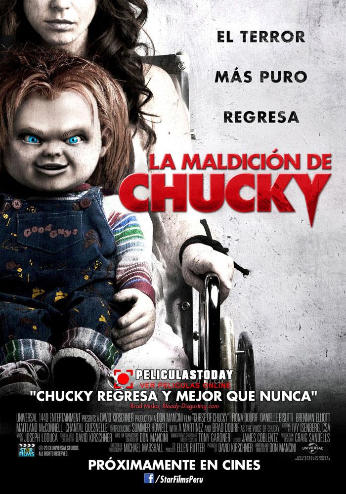 La maldición de Chucky (2013) HD 1080p Latino