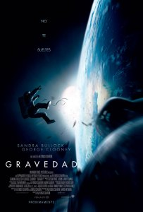 Gravedad (2013) HD 1080p Latino