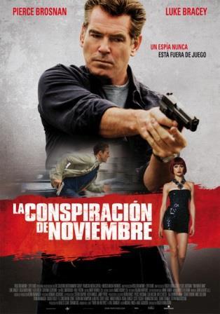 La conspiración de noviembre (El aprendiz)