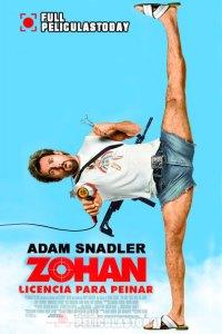 Zohan: Licencia para peinar (No te metas con Zohan)