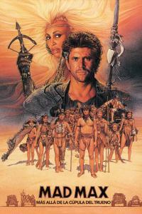 Mad Max 3: Más allá de la cúpula del trueno (1985) HD 1080p Latino