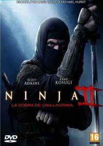 Ninja 2: La sombra de la muerte (2013) HD 1080p Latino
