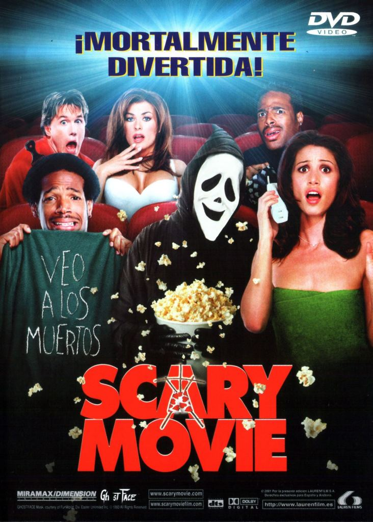 Scary Movie (2000) HD 1080p Latino