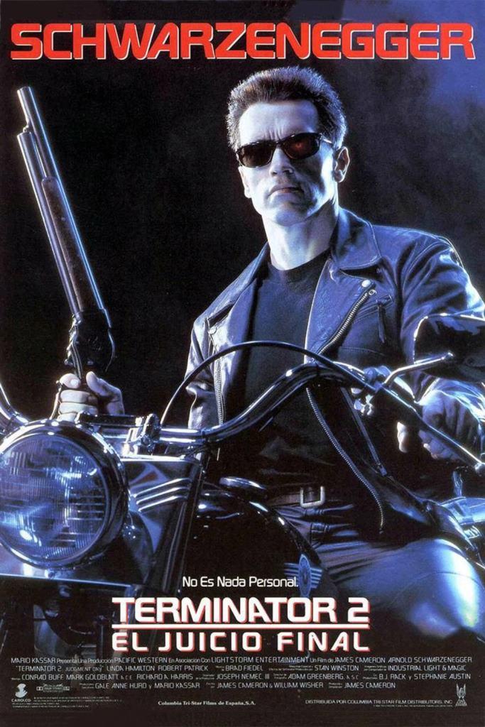 Terminator 2: El juicio final (1991) HD 1080p Latino