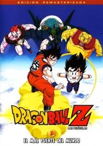 Dragon Ball Z: El hombre más fuerte del mundo