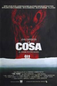 La cosa: El enigma de otro mundo (1982) HD 1080p Latino