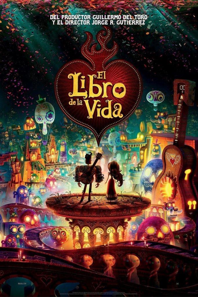 El libro de la vida (2014) HD 1080p Latino