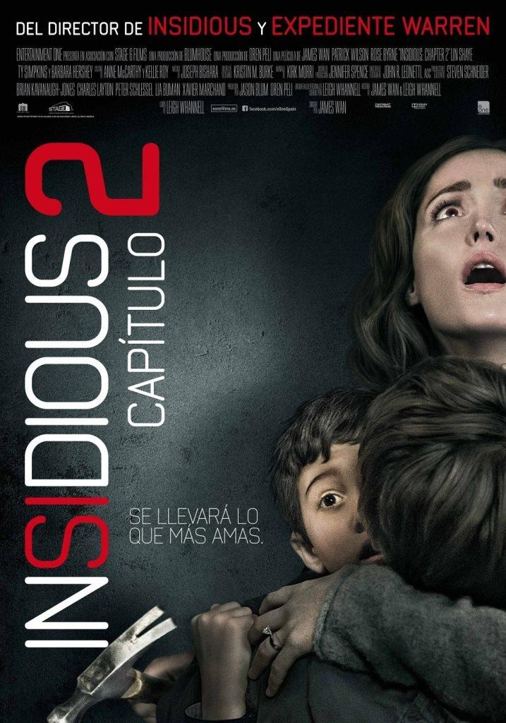 Insidious: Capítulo 2 (2013) HD 1080p Latino