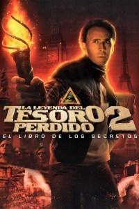 La leyenda del tesoro perdido 2: El libro de los secretos (2007) HD 1080p Latino