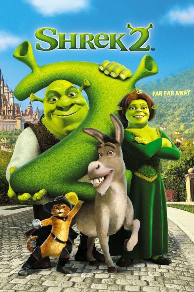Shrek 2 (2004) HD 1080p Latino