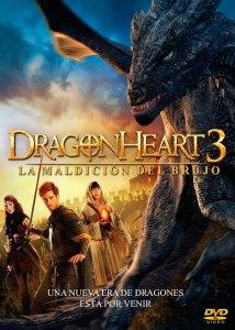 Dragonheart 3: La maldición del brujo (2015) HD 1080p Latino