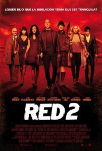 RED 2: Retirados extremadamente duros (2013) HD 1080p Latino