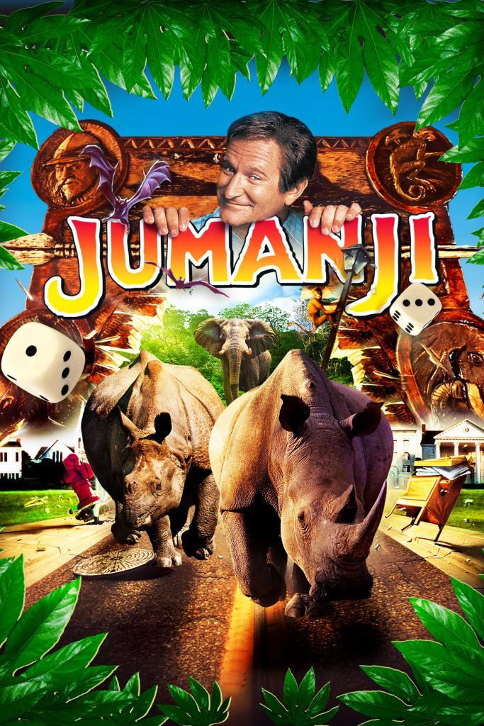 Jumanji (1995) HD 1080p Latino