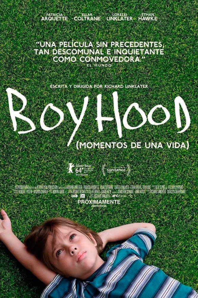 Boyhood: Momentos de una vida (2014) HD 1080p Latino