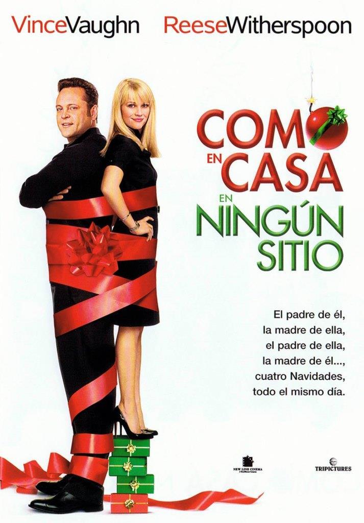 Como en casa en ningún sitio (2008) HD 1080p Latino