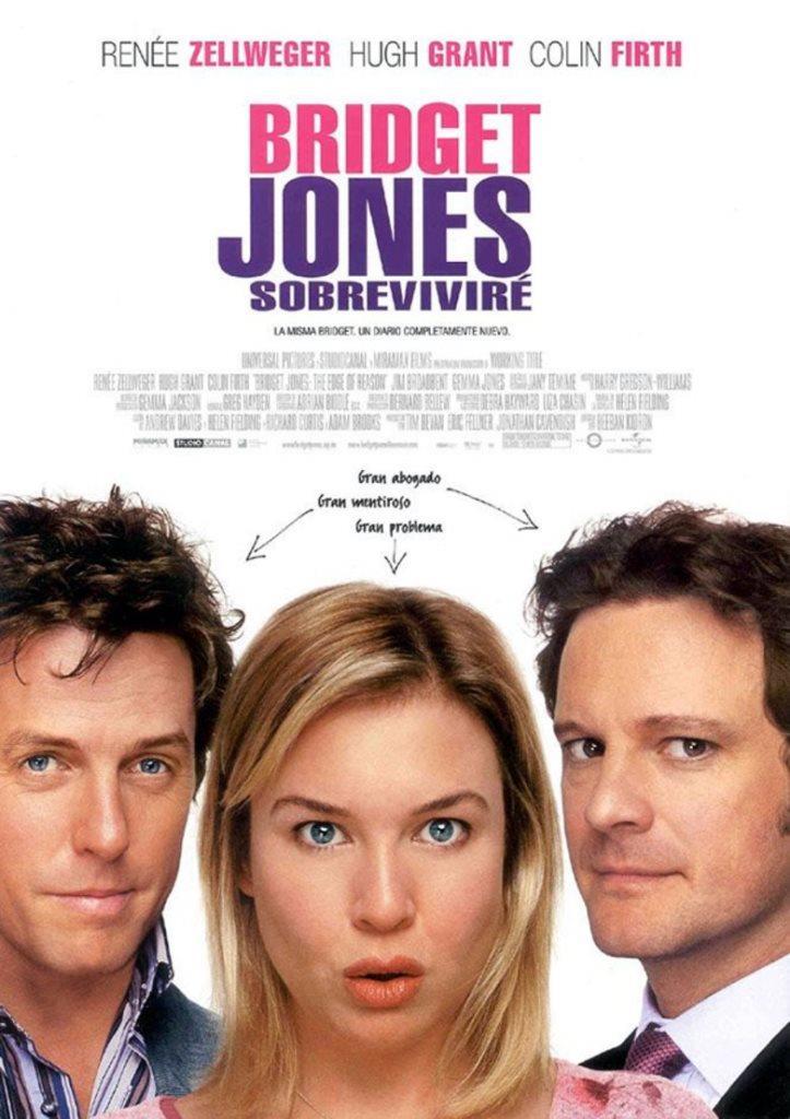 El diario de Bridget Jones: Sobreviviré (2004) HD 1080p Latino