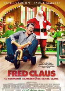 Fred Claus, el hermano gamberro de Santa Claus (2007) HD 1080p Latino