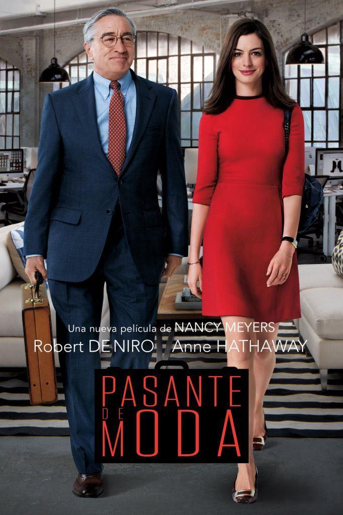 Pasante de moda (2015) HD 1080p Latino