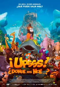¡Upsss! ¿Dónde está Noé…? (2015) HD 1080p Latino