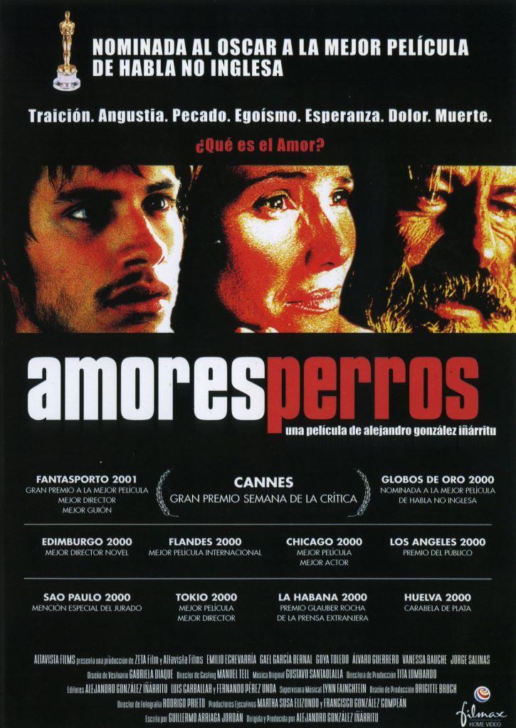Amores perros (2000) HD 1080p Latino